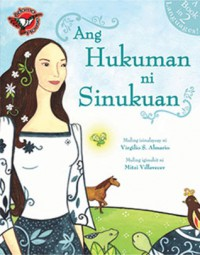 Ang Hukuman ni Sinukuan (A Book in 2 Languages) - Virgilio S. Almario, Mitzi Villavecer