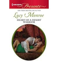 Heart of a Desert Warrior - Lucy Monroe