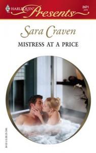 Mistress at a Price - Sara Craven