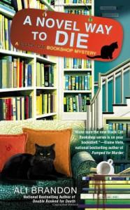 A Novel Way to Die - Ali Brandon