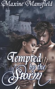 Tempted by the Storm - Maxine Mansfield