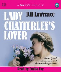 Lady Chatterley's Lover - D.H. Lawrence, Emilia Fox