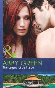 The Legend of de Marco - Abby Green