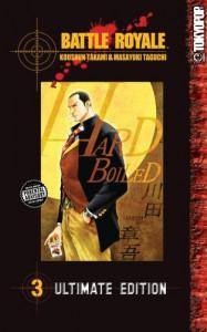Battle Royale Ultimate Edition Volume 3 - Koushun Takami, Masayuki Taguchi