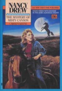 The Mystery of Misty Canyon - Carolyn Keene