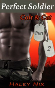 Perfect Soldier: Colt & Cat (Hot Soldier & Sexy BBW Erotic Romance): Part 2 (Perfect Soldier Series) - Haley Nix