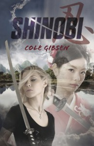Shinobi (A Katana Novel) - Cole Gibsen
