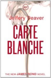 Carte Blanche (James Bond, #37) - Jeffery Deaver