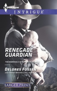 Renegade Guardian - Delores Fossen