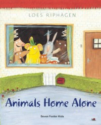Animals Home Alone - Loes Riphagen