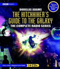 The Hitchhiker's Guide to the Galaxy: The Complete Radio Series (Hitchhiker's Guide: Radio Play, #1-5) - Douglas Adams