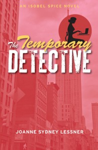 The Temporary Detective - Joanne Sydney Lessner