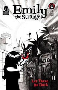 Emily The Strange #3: The Dark Issue (Emily the Strange (DC Comics)) (Issue v) - Cosmic Debris
