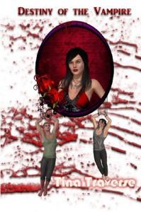 Destiny of the Vampire - Tina Traverse