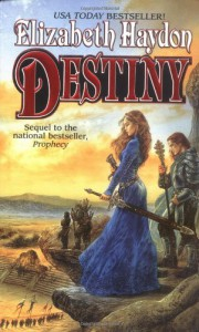Destiny: Child of the Sky - Elizabeth Haydon