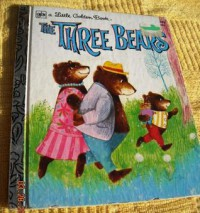 The Three Bears (Little Golden Book) - Mabel Watts, June Goldsborough
