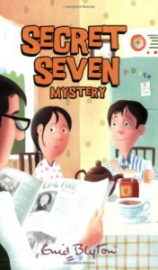 Secret Seven Mystery (Knight Books) - Enid Blyton