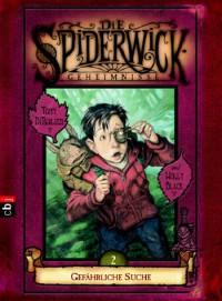 Die Spiderwick Geheimnisse, Bd. 2 Gefährliche Suche - 'Tony DiTerlizzi',  'Holly Black',  'Anne Brauner'