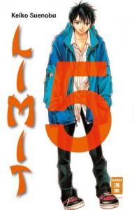 Limit, Vol. 5  - Keiko Suenobu
