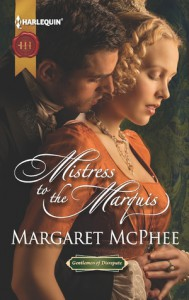 Mistress to the Marquis - Margaret McPhee