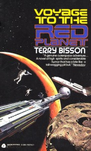 Voyage to the Red Planet - Terry Bisson