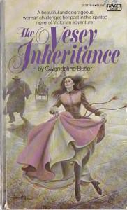 The Vesey Inheritance - Gwendoline Butler