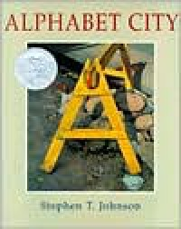 Alphabet City - Stephen T. Johnson (Artist),  Dori J. Chaconas