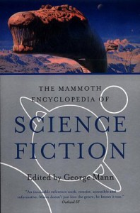 The Mammoth Encyclopedia of Science Fiction - George Mann