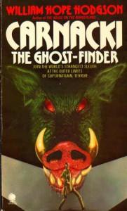 Carnacki the Ghost-Finder - William Hope Hodgson