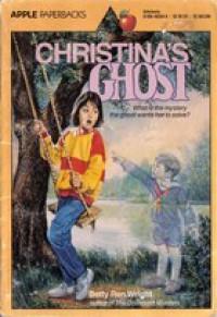 Christina's Ghost - Betty Ren Wright