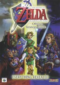 Legend of Zelda, The: Ocarina of Time Official Strategy Guide (Bradygames Strategy Guides) - Debra McBride, Richard Kolkman, Donna Cambra, Scott Watanabe