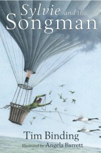 Sylvie and the Songman - Tim Binding