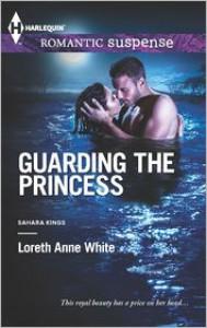 Guarding the Princess - Loreth Anne White