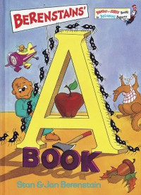 Berenstains' A Book (Bright and Early Books for Beginning Beginners) - Stan Berenstain, Jan Berenstain