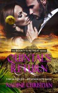 Quintal's Return (The Bounty's Return series) - Nadine  Christian