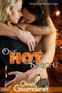One Hot Knight - Christy Gissendaner