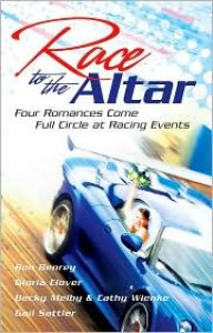 Race To The Altar - Becky Melby, Ron Benrey, Cathy Wienke, Gloria Clover, Gail Sattler