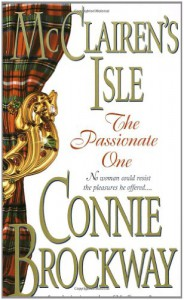 McClairen's Isle: The Passionate One - Connie Brockway