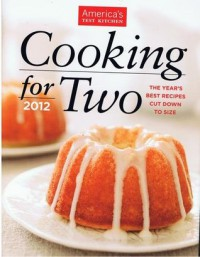 Cooking for Two 2012 - America's Test Kitchen