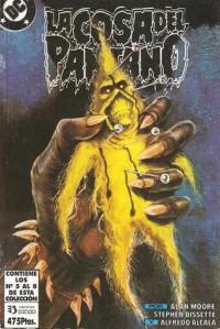 La Cosa del Pantano, vol. 8 - Alan Moore, Rick Veitch