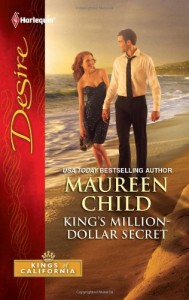 King's Million-Dollar Secret - Maureen Child