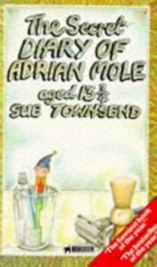 The Secret Diary of Adrian Mole, Aged 13 3/4 (Adrian Mole #1) - Sue Townsend