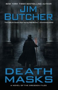 Death Masks  - Jim Butcher