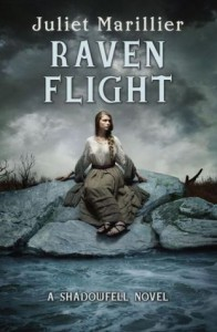 Raven Flight (Shadowfell #2) - Juliet Marillier