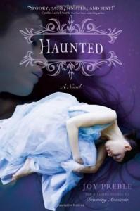 Haunted - Joy Preble