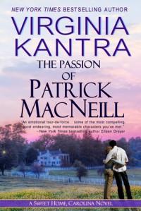 The Passion Of Patrick MacNeill - Virginia Kantra