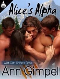 Alice's Alpha - Ann Gimpel