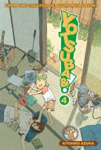 Yotsuba&!, Vol. 04 - Kiyohiko Azuma