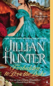 Forbidden to Love the Duke - Jillian Hunter