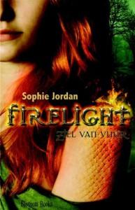Ziel van vuur  - Sophie Jordan, Annemarie Dragt